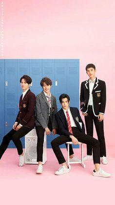 Rekomendasi Drama China bertema School-Romantic 5