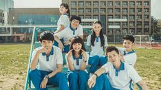 Rekomendasi Drama China bertema School-Romantic 7