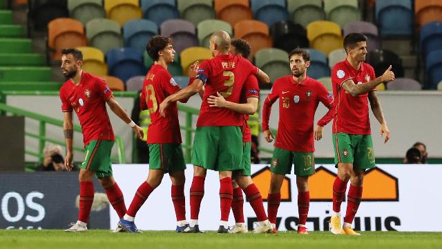 Tak Bergantung Lagi Pada Ronaldo, Timnas Portugal Kini Semakin Merata dan Penuh Bintang 8