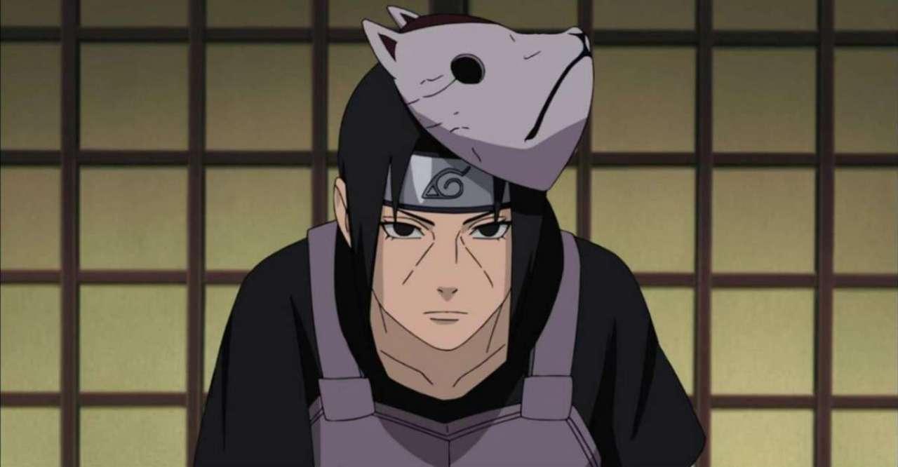5 Karakter Dalam Anime Dan Manga Naruto Yang Menjadi Mata-Mata 5