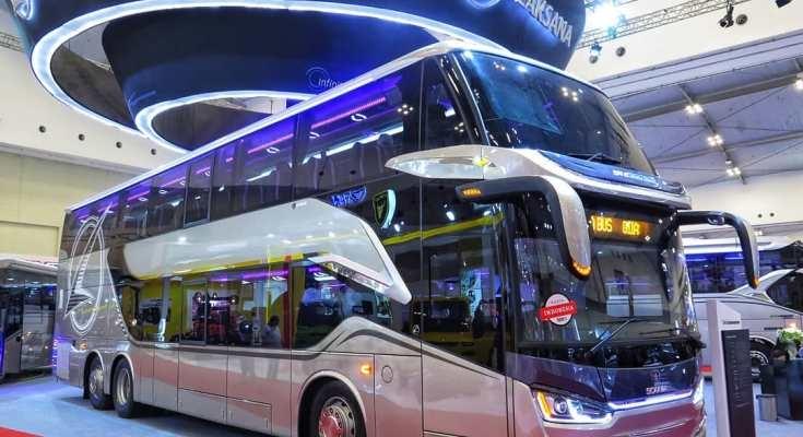 5 Karoseri Bus Indonesia yang Memproduksi Double Decker 5