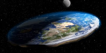 5+ Cara Simple Patahkan Kepercayaan Teori Bumi Datar, Tanpa Harus Keluar angkasa 12