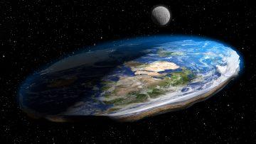 5+ Cara Simple Patahkan Kepercayaan Teori Bumi Datar, Tanpa Harus Keluar angkasa 1