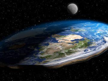 5+ Cara Simple Patahkan Kepercayaan Teori Bumi Datar, Tanpa Harus Keluar angkasa 10
