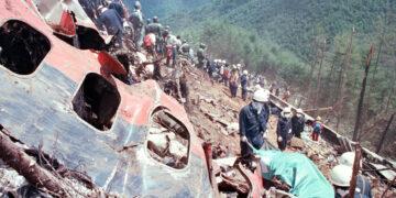 Penyebab Paling Fatal Jatuhnya Pesawat Japan Air Lines 1985 14
