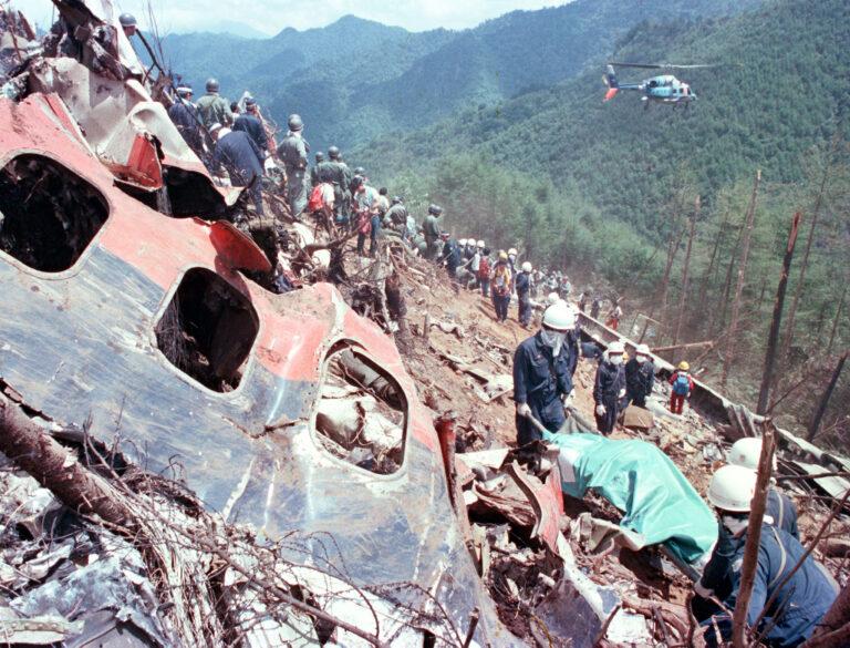 Penyebab Paling Fatal Jatuhnya Pesawat Japan Air Lines 1985 1