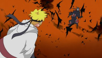 Naruto Shipudden: Jutsu Terkuat Mata Sharingan Dalam Sejarah Shinobi 9