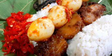 Cara Membuat Nasi Jamblang Khas Cirebon 20