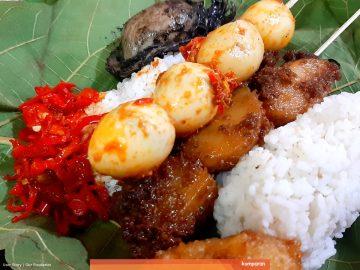 Cara Membuat Nasi Jamblang Khas Cirebon 9