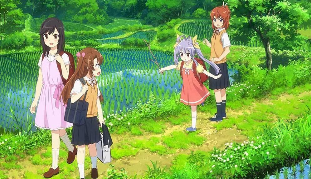 7 Rekomendasi Anime Slice of Life untuk Menemani Waktu Santai Mu 7