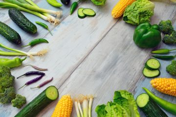 Jenis Sayuran Yang Membuat Lebih Cantik dan Bersinar 3