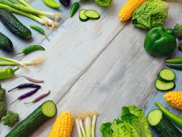 Jenis Sayuran Yang Membuat Lebih Cantik dan Bersinar 4