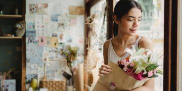 Seindah Bunga Lili Putih 15
