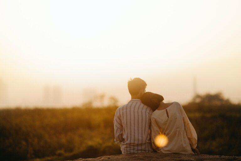 Cinta itu di rasakan bukan di pertanyakan 1