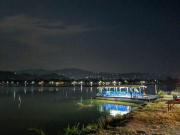 Wisata Perahu Rowo Jombor Klaten, Menikmati Pemandangan Menakjubkan di atas Perahu 4