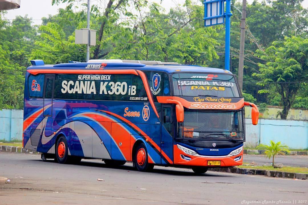 Harga Sasis Bus Scania Yang Di Jual Di Indonesia 8