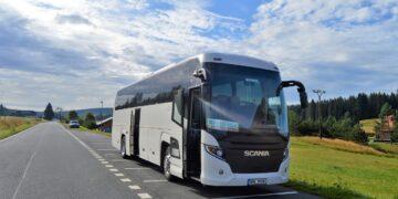 Harga Sasis Bus Scania Yang Di Jual Di Indonesia 15