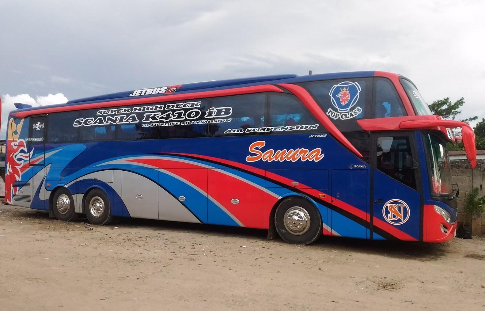 Harga Sasis Bus Scania Yang Di Jual Di Indonesia 4