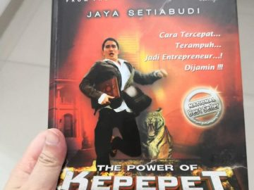 "Resume buku ""The Power Of Kepepet"" 7"