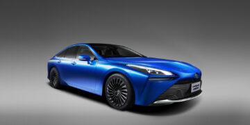 Mengenal Mobil Masa Depan Berbahan Bakar Hidrogen, Toyota Mirai 2021 16