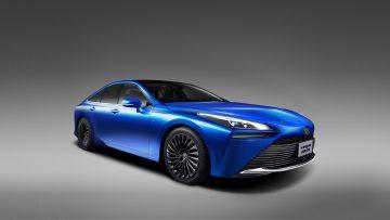 Mengenal Mobil Masa Depan Berbahan Bakar Hidrogen, Toyota Mirai 2021 1