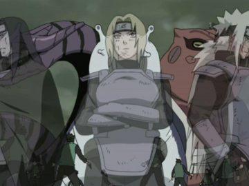 Dari Nukenin Sampai Sannin, Inilah Tingkatan Ninja Tidak Resmi di Dunia Naruto 8