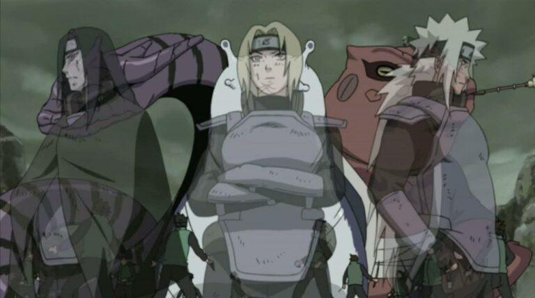 Dari Nukenin Sampai Sannin, Inilah Tingkatan Ninja Tidak Resmi di Dunia Naruto 1