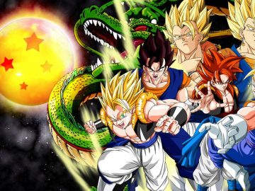 7 Fushion Terkuat Dragon Ball 18