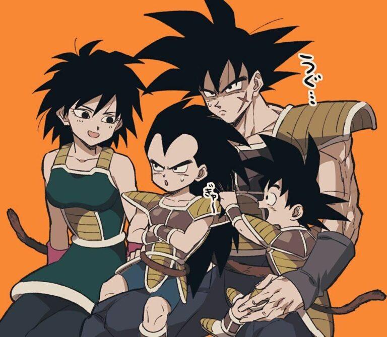 Menggapa Son Goku Tidak Pernah Menanyakan Tentang Orang Tuanya 1