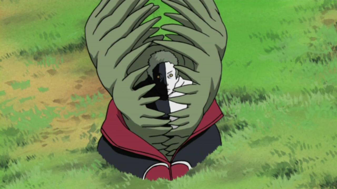 5 Karakter Dalam Anime Dan Manga Naruto Yang Menjadi Mata-Mata 7