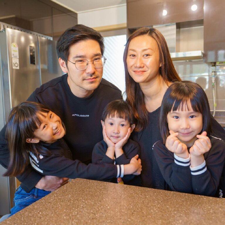 Belajar Parenting dari Kimbab Family, Keluarga Multikultural Indonesia-Korea 1
