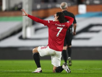 Kisah Cavani, Striker Veteran yang Mengakhiri Kutukan Nomor 7 Manchester United 9