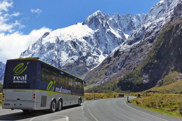 Milford Road, Jalan Terindah di Selandia Baru 1