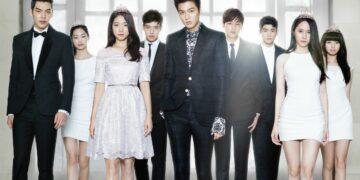 Drama Korea populer tentang Sekolah bergengsi dan berkasta (diperankan Lee Min-Ho) 13