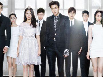 Drama Korea populer tentang Sekolah bergengsi dan berkasta (diperankan Lee Min-Ho) 11