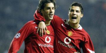 Dari Baku Pukul Hingga Makian Van Nistelrooy Kepada Ronaldo 20