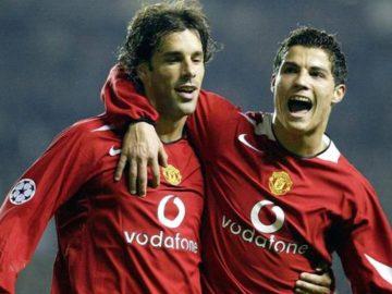 Dari Baku Pukul Hingga Makian Van Nistelrooy Kepada Ronaldo 10