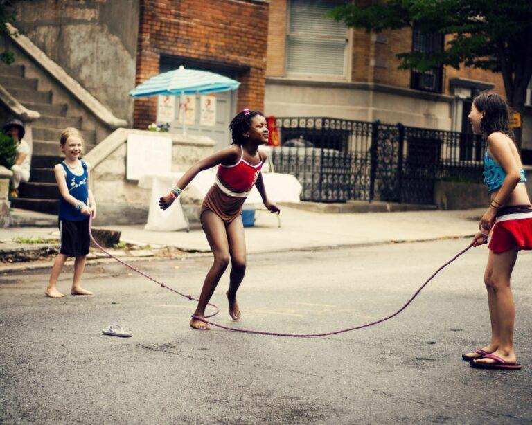 Manfaat Lompat Tali Bagi Anak-anak 1