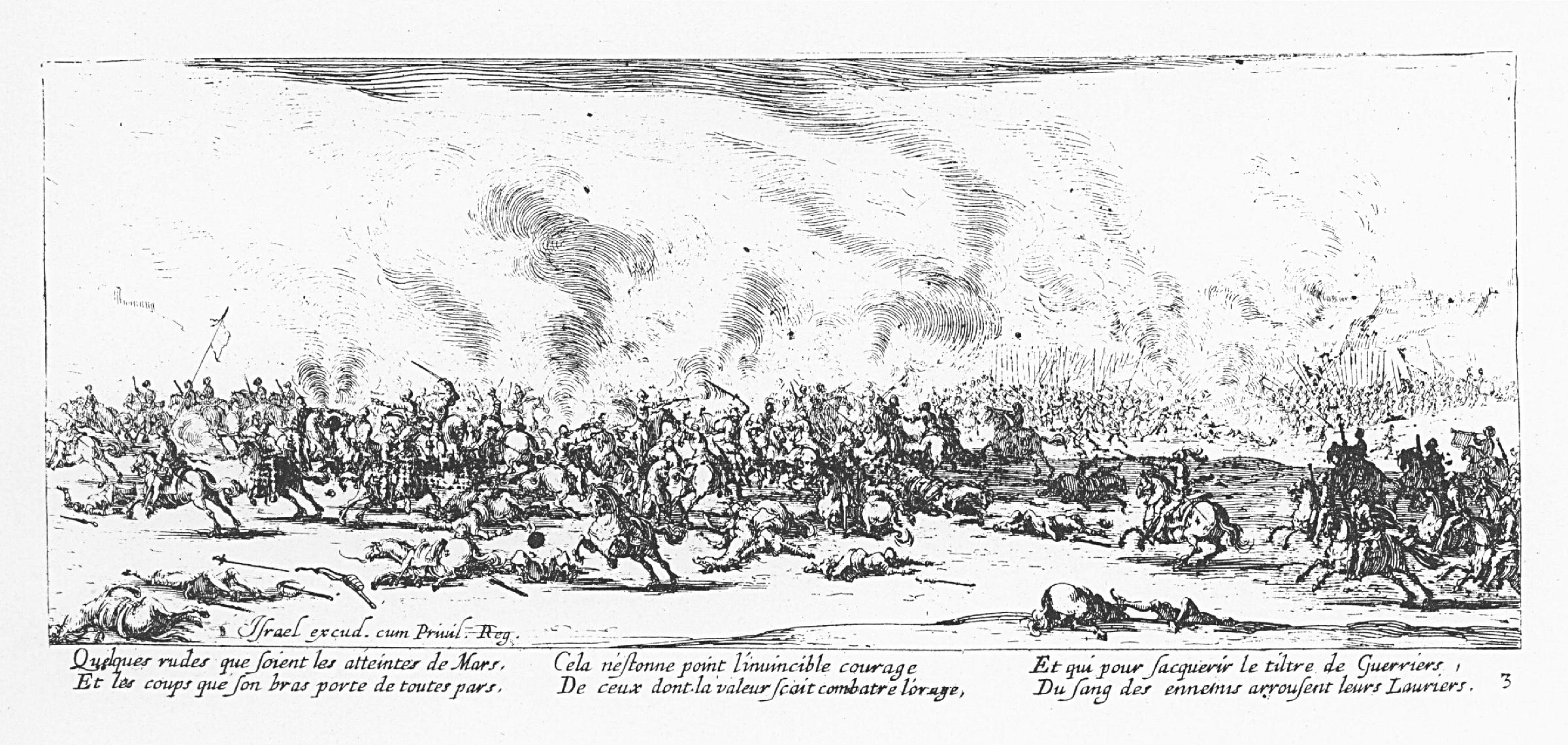 La bataille.Sumber gambar: wikimedia.org