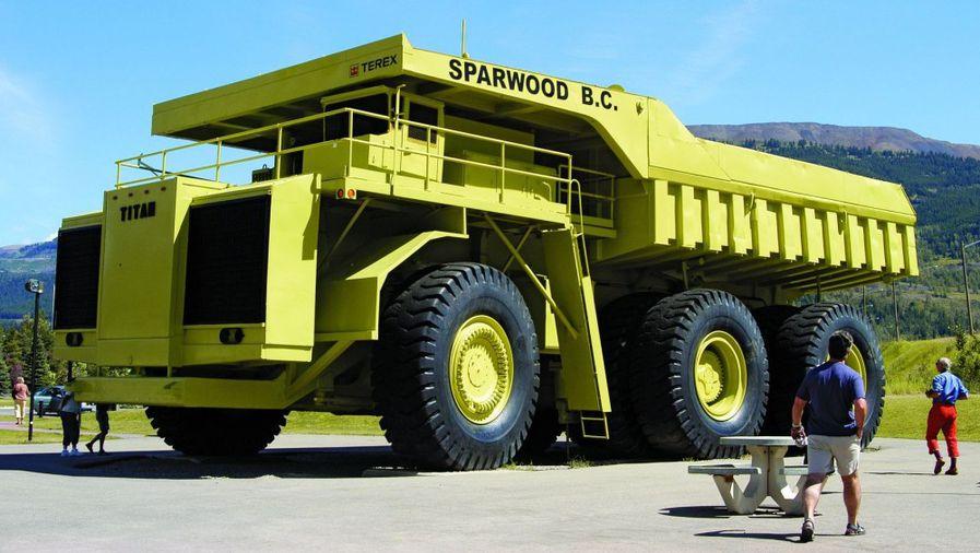 Terex 33-19 Truck