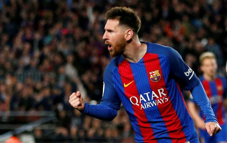 Kontrak Fantastis Pemecah Rekor Lionel Messi di Barcelona 1