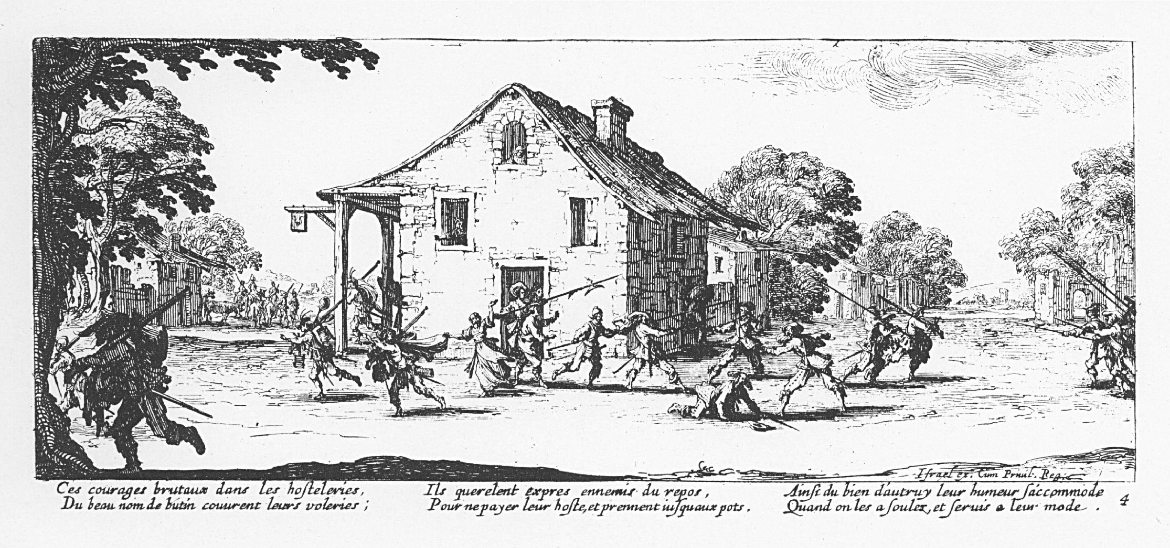 La maraude.Sumber gambar: wikimedia.org
