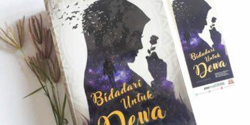 "Resensi novel ""Bidadari untuk dewa"" 13"