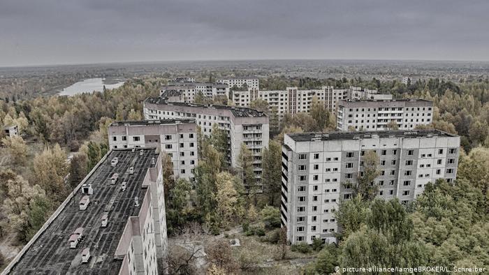 Pusat nuklir ukraina