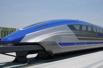 Maglev Kereta Super Cepat, Purwarupa Kereta Tercepat dengan Kecepatan 620 Kilometer Per Jam 11