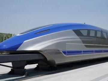 Maglev Kereta Super Cepat, Purwarupa Kereta Tercepat dengan Kecepatan 620 Kilometer Per Jam 3