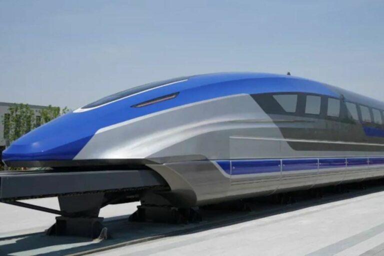 Maglev Kereta Super Cepat, Purwarupa Kereta Tercepat dengan Kecepatan 620 Kilometer Per Jam 1