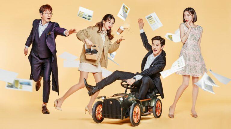 Rekomendasi Drama Korea romantis tentang CEO 1