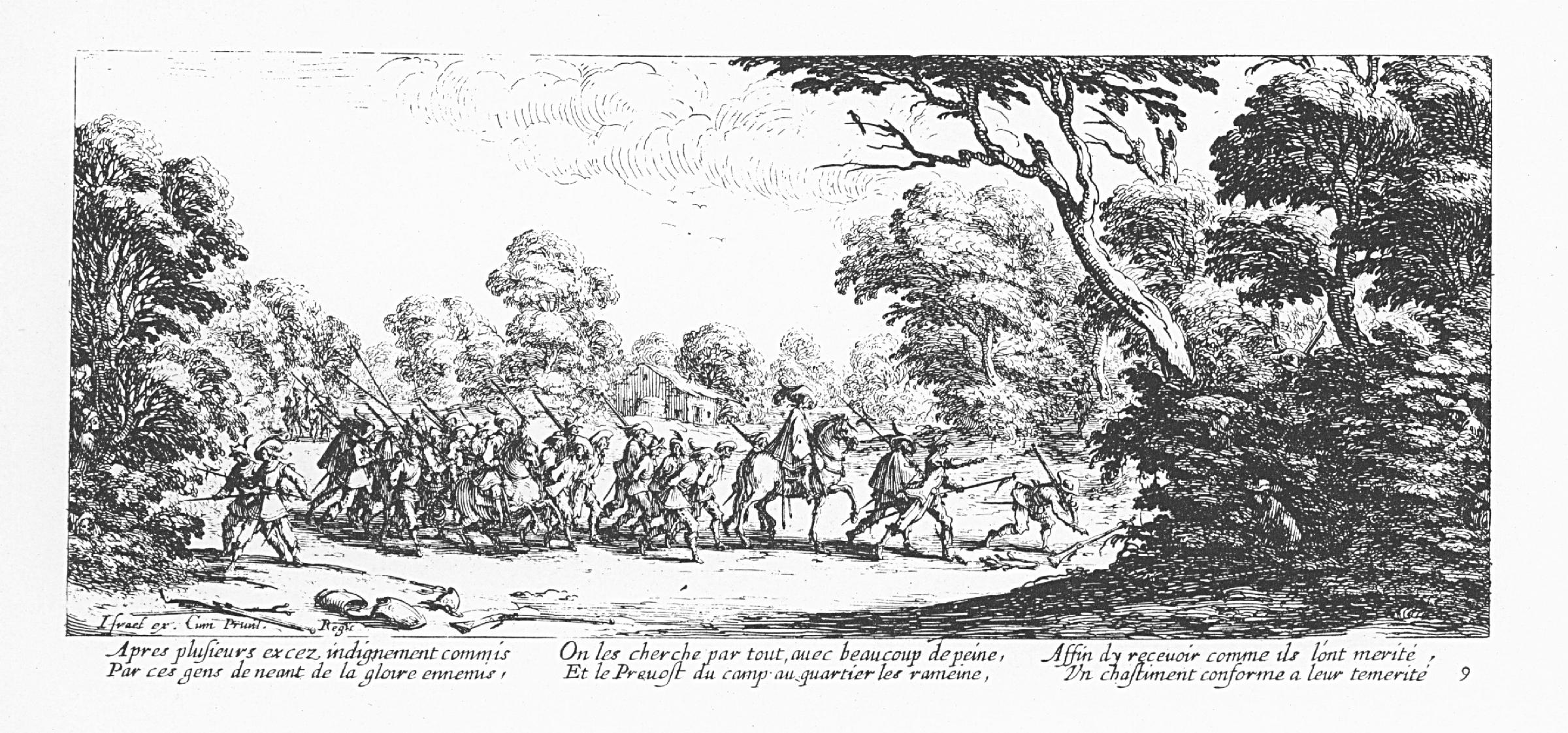Découverte des malfaiteurs.Sumber gambar: wikimedia.org