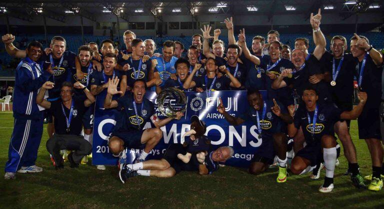11 Fakta Klub Auckland City 1
